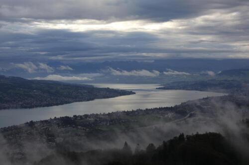 Švajčiarsko - Uetliberg